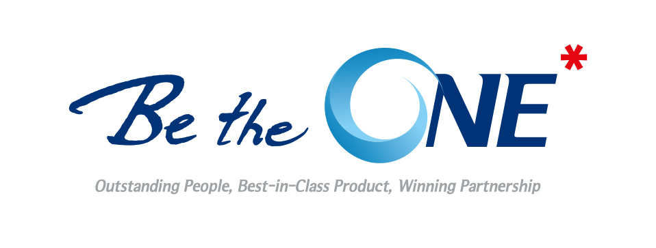 "Be the ONE* Outstanding People, Best-in-Class Product, Winning Partnerships""."