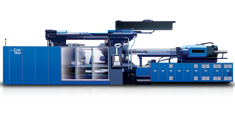 Injection Molding Machine product image